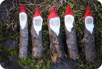 GardenMama twig gnomes carving