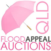 QLD Flood Appeal Auctions