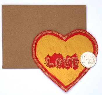 Bookhou Crafts scratch off valentines