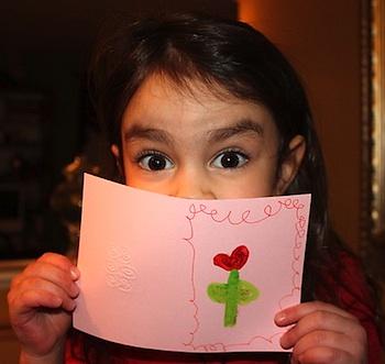 ICreate valentine card