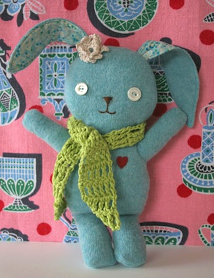 Stitch Village bunny