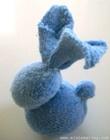Elsie Marley quick sock bunny