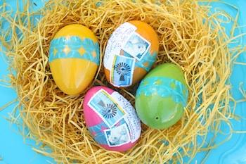 Giverslog mailing eggs