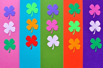 Quince And Quire lucky bookmarks