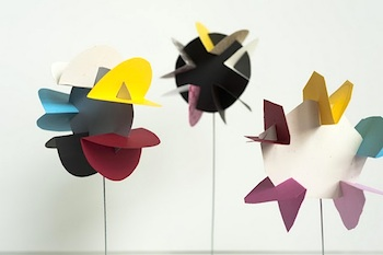 Made By Joel paper flowers
