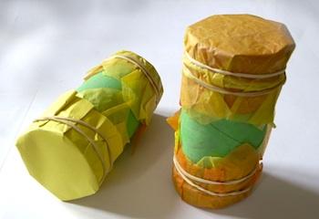 El Hada De Papel rice shaker