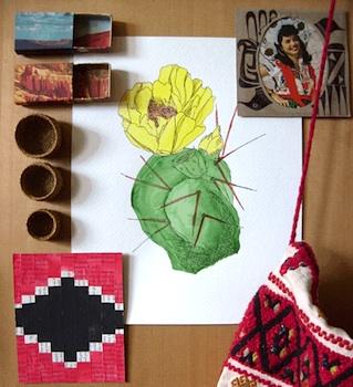 Nuno Painted Desert crafts