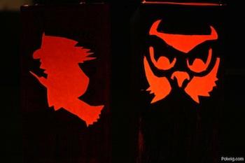 Polwig halloween lanterns