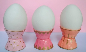 Zakka Life easter egg cups