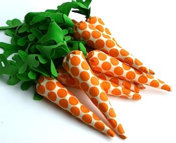 I Make Stuff carrots diy