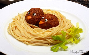 Craftymoods pasta nest