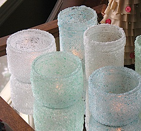 Crafts By Amanda epsom salt votives