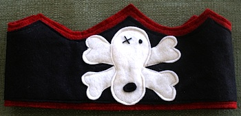 Tao Of Craft pirate crown