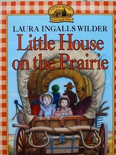 Little House on the Prarie cover
