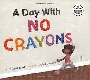 a book a craft a day with no crayons and pounded flower