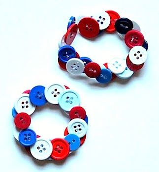Dandee 4th of July bracelets
