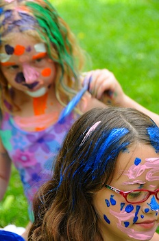 Body Art For Kids Things To Make And Do Crafts And Activities For Kids The Crafty Crow