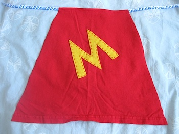 Acire Adventures superhero cape