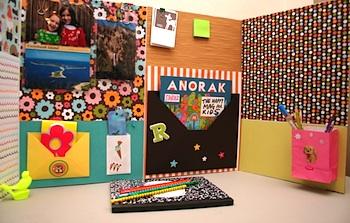Charlotteu0027s Fancy Homework Corner. Charlotteu0027s Fancy Homework  Corner. Tri Fold Display Board Design Ideas ...