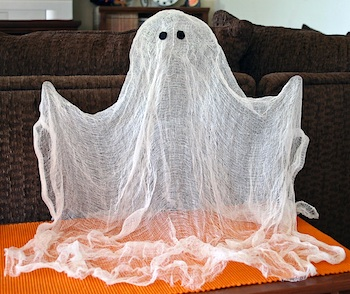 Everyday Is A Crafting Day floating ghost