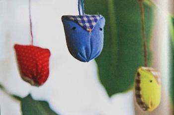 The Crafts Dept. mini owl softies