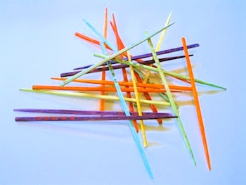 Roots Of Simplicity diy pick up sticks game