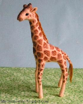 Nuno giraffe