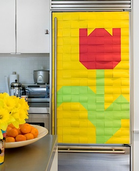 Design Sponge post-it pictures