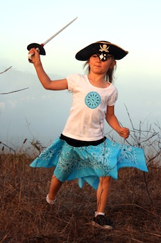 Alpha Mom pirate girl skirts Filth Wizardry