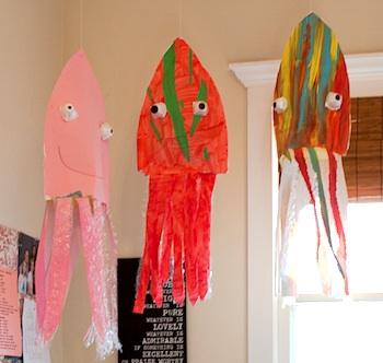Whatever squids