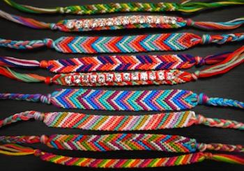 Honestly WTF friendship bracelets