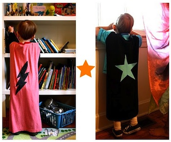 The Southern Institute superhero cape