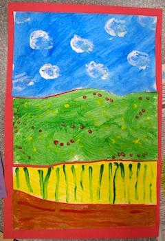 Laugh Paint Create farm art