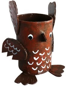 Art Projects For Kids soup can paper mache for kids