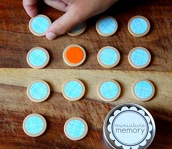 Dandee mini memory game