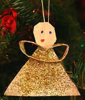 54 Stitches angel ornaments