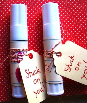 Scrumdilly Do stuck on you valentine