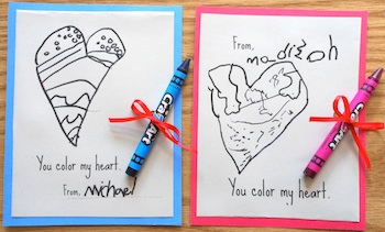 wordplay valentine card ideas for kids  things to make and do, Birthday card