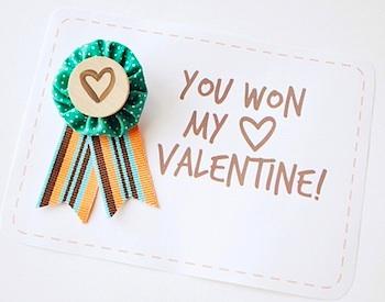 Wild Olive valentine award