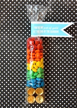It Is What It Is candy rainbow packaging