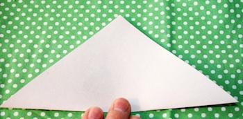 Alphabet Glue paper pots tutorial 2