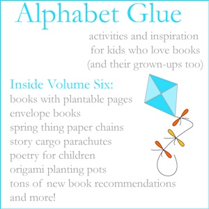 Alphabet Glue volume six