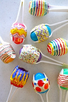 MADE easter egg maracas