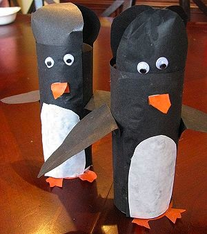 Naturally Educational tp tube penguin