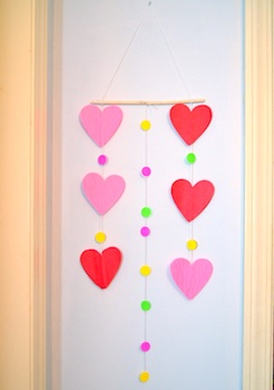 Frugal Family Fun heart mobile