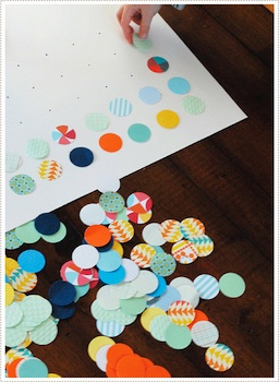 Easy Wall Art Made By Kids Things To Make And Do Crafts And