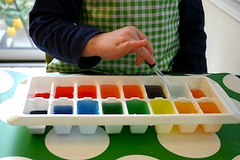 delightful color science - Colour Activities For Children