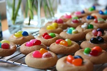Sycamore Stirrings nest cookies