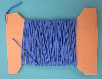 Sewing School yarn bobbins