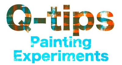 Q-tips-painting-experiments-button